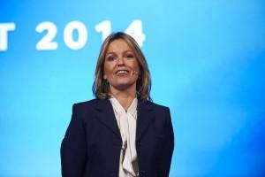 Lucy at Samsung Summit, 2014