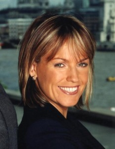 Lucy Alexander at London Tonight