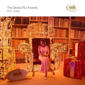 Lucy Alexander RLI awards dubai 2015